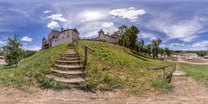 Burg Clam, Klam - © Array