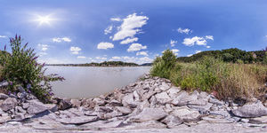 Donau, Aschach - © Array
