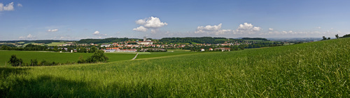 Weiling/St. Florian Panorama