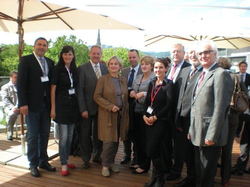 Danube Parliamentarian Floating Conference