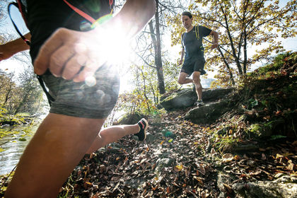 Trailrunning am Donausteig