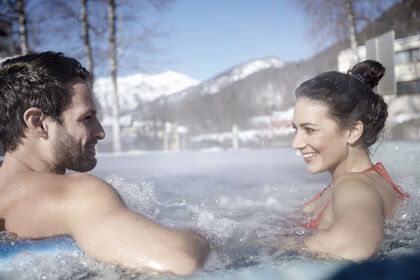 Winterwellness in Bad Ischl